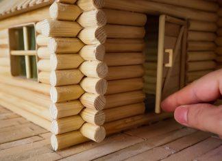 Ahşap Oyuncak Ev Yapımı - Hobi Dünyası -