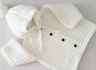 Bebek Hırka Modelleri ve Yapılışı - Bebek Hırkaları Yelekleri Bebek Örgü Modelleri Örgü Modelleri - değişik bebek hırka modelleri el örgüsü bebek hırka modelleri ve yapılışı el örgüsü bebek hırkaları en güzel bebek hırka modelleri kapşonlu örgü hırka modelleri ve yapılışı