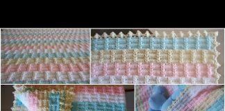 Ekose Desenli Bebek Battaniyesi Yapımı - Örgü Bebek Battaniyesi Modelleri - bebek battaniyesi yapımı ekose bebek battaniyesi yapımı fıstıklı bebek battaniyesi yapımı örgü bebek battaniyesi tığ ile örülen bebek battaniyesi yapımı 1