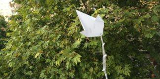 Üçgen Uçurtma Nasıl Yapılır? - Pratik Bilgiler - değişik uçurtma yapımı kağıttan uçurtma yapımları pratik uçurtma nasıl yapılır şeytan uçurtma nasıl yapılır