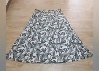 Etekten Şalvar Nasıl Dikilir? - Dikiş - adana bayan şalvar kesimi eski etekten şalvar yapımı evde şalvar pantolon dikimi köy şalvarı nasıl biçilir