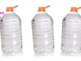 5 Litrelik Su Şişesinden Neler Yapılır? - Dekorasyon Fikirleri - pet şişe bardaklık pet şişeden icatlar Pet şişeden kuşlara yuva Nasıl Yapılır pet şişeden yapılan 10 şey