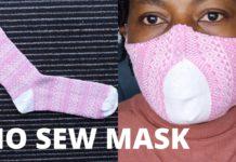 Çoraptan Maske Nasıl Yapılır? - Dikiş -