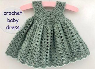 Kız Bebeklere Örgü Elbise Modelleri - Bebek Örgü Modelleri - açıklamalı bebek örgü elbise modelleri anlatımlı bebek örgü elbise modelleri bebek elbisesi örgü modelleri video örgü bebek elbise modelleri açıklamalı