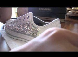 Spor Ayakkabı Süsleme Teknikleri - Hobi Dünyası -