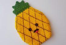 Ananas Lif Modeli Yapılışı - Lif Modelleri - ananas lif modeli yapılışı ananas lif yapımı ananaslı lif yapımı meyveli lif modelleri