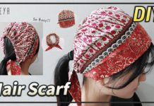Evde Kumaş Saç Bandı Yapımı - Dikiş - fulardan saç bandı yapımı kumaş saç bandı modelleri kumaş saç bandı yapımı penye kumaştan saç bandı yapımı saç bandı yapımı kumaş