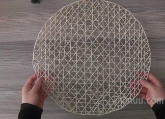 Kağıt İpten Neler Yapılır? - Kendin Yap - kağıt ip amerikan servis kağıt ip modelleri kağıt ipten ne yapılır kağıt ipten supla örnekleri