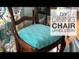 Sandalye Kaplama Nasıl Yapılır? - Kendin Yap - evde sandalye döşeme nasıl yapılır sandalye kaplaması nasıl yapılır sandalye kumaş kaplama nasıl yapılır sandalye nasıl kaplanır