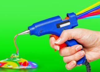Sıcak Silikon Tabancasıyla Neler Yapılır? - Hobi Dünyası - silikon oyuncak yapımı silikon tabancası ile neler yapılır 5 dakikada hallet sıcak silikon ile yapılabilecek şeyler sıcak silikon tabancası ile ne yapıştırılır