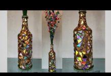 Soda Şişesi Süsleme - Kendin Yap - avşar soda şişesi süsleme bim avşar soda şişesi süsleme cam şişe süsleme cam şişe süsleme örnekleri gazoz şişesi süsleme maden suyu süsleme şişesi süsleme