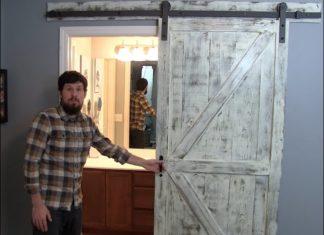Sürgülü Kapı yapımı - Örgü Modelleri -