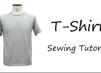 Tişört Nasıl Dikilir? - Dikiş -