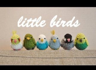 Amigurumi Kuş Yapımı - Amigurumi - amigurumi kuş anahtarlık amigurumi kuş modelleri amigurumi kuş tarifi amigurumi kuş yapılışı amigurumi tığ işi kuş modeli