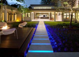 Bahçe Aydınlatma Direği Ve Armatürü - Dekorasyon Fikirleri Pratik Bilgiler - bahçe aydınlatma aplik bahçe aydınlatma fikirleri bahçe ışık tasarım bahçe tasarım park bahçe aydınlatma
