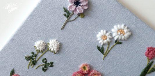 El Nakışı Çiçek Modelleri - Nakış - breziyla nakışı çiçek yapımı el nakışı çiçek desenleri kasnak çiçek yapımı kasnakta çiçek yapımı nakış çiçek desenleri rokoko çiçek yapımı