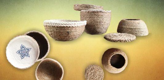 Halat Sepet Yapımı - Hobi Dünyası - dıy halat sepet yapımı dıy kendin yap kolay halat ipinden sepet yapımı halattan sepet nasıl yapılır halattan sepet yapımı