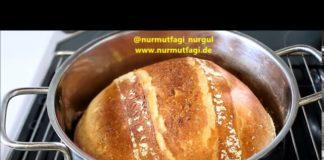 Ocakta Tencerede Ekmek Yapımı - Örgü Modelleri - ekmek pişirme ekmek yapmak için hangi maya kullanılır evde ekmek pişirme evde ekmek yapımı teknikleri tencerede ekmek yapımı