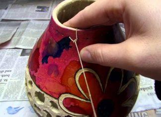 Süs Kabağı Boyama Nasıl Yapılır? - Dekorasyon Fikirleri Hobi Dünyası - su kabağı boyama pinterest su kabağı nasıl boyanır süs kabağı boya süs kabağı desen çıkartma