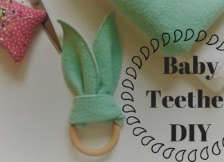 Tavşan Kulak Diş Kaşıyıcı - Dikiş - ahşap diş kaşıyıcı yapımı doğal diş kaşıyıcı yapımı ev yapımı diş kaşıyıcı evde diş kaşıyıcı yapımı kolay dikiş öğreniyorum