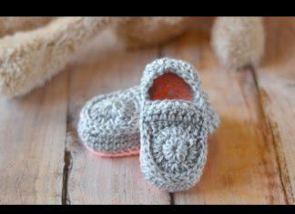 Bebek Patik Ayakkabı - Örgü Bebek Patik Modelleri -
