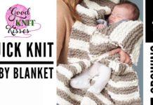 Kadife İpten Bebek Battaniyesi - Örgü Bebek Battaniyesi Modelleri -