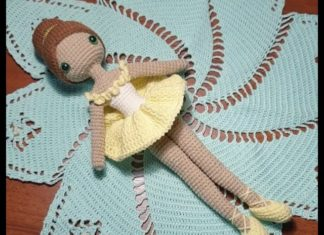 Amigurumi Bebek Yapımı - Amigurumi -