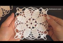 Dantel Yapımı Kolay - Dantel Örnekleri - anlatımlı dantel motif örnekleri dantel motifi örnekleri dantel yapılışı anlatımlı dantel yapımı anlatımlı