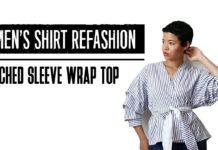 Eski Gömlekten Yeni Gömlek Yapımı - Dikiş -  1