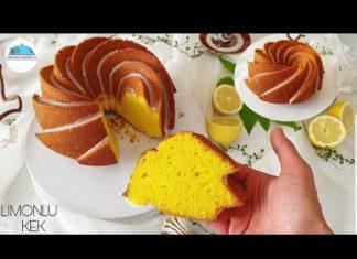 Limonlu Kek - Örgü Modelleri -