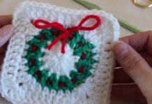 Motifli Bebek Battaniyesi Tığ İşi - Örgü Bebek Battaniyesi Modelleri -