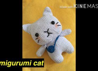 Amigurumi Kedi Yapımı - Örgü Modelleri -