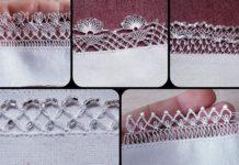Beyaz Tülbent İğne Oyası Örnekleri - İğne Oyaları - beyaz tülbent iğne modelleri beyaz tülbent iğne oyası 2020 en güzel beyaz tülbent iğne oyası örnekleri şırnak iğne oyası