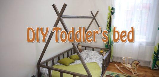 Montessori Yatak Yapımı - Kendin Yap -