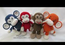 Amigurumi Maymun Yapımı - Amigurumi - amigurumi maymun anahtarlık yapımı amigurumi maymun el yapımı amigurumi maymun modelleri amigurumi maymun yapılışı maymun amigurumi