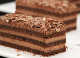 Çikolatalı Kahveli Kek - Yemek Tarifleri -
