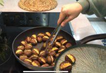En İyi Kestane Nasıl Pişirilir - Yemek Tarifleri - evde en güzel kestane nasıl yapılır közde kestane nasıl yapılır tavada en güzel kestane nasıl pişirilir tavada kestane nasıl pişirilir