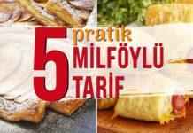 Milföylü Tarifler - Yemek Tarifleri - milföyden açma tarifi milföylü basit tarifler milföylü tarifler peynirli milföylü tarifler sosisli
