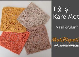 Kare Motifli Dantel Örnekleri - Dantel Örnekleri - 2021 dantel modelleri farklı dantel örnekleri kare dantel motif modelleri kare motifli dantel örnekleri motifli dantel modelleri