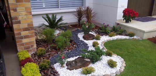Taşlarla Bahçe Dekorasyonu Yapımı - Dekorasyon Fikirleri Kendin Yap - bahçe dekor taşı çakıl taşlarıyla bahçe dekorasyonu kiremitle bahçe düzenleme müstakil ev bahçe dekorasyonu taşlarla bahçe peyzajı
