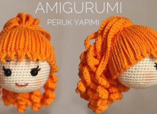 Amigurumi Peruk Yapımı - Amigurumi - amigurumi bebek peruk yapımı amigurumi peruk saç modelleri amigurumi peruk yapılışı amigurumi saç modelleri amigurumi saç teknikleri