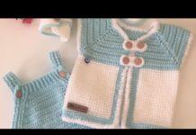 Tunus İşi Bebek Yeleği Yapımı - Bebek Hırkaları Yelekleri - bebek yelekleri örgü tunus işi bebek yeleği modelleri tunus işi bebek yeleği yapılışı tunus işi bebek yelekleri açıklamalı tunus işi bebek yelekleri anlatımlı