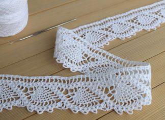 Havlu Kenarı Yapılışı Video Anlatımlı - Dantel Örnekleri - beyaz dantel havlu kenarı örnekleri düz dantel havlu kenarı örnekleri havlu kenarı örnekleri yeni model havlu kenarları