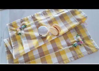 Nakışlı Runner Yapımı - Nakış - jüt runner kumaş ranır modelleri masa ranır modelleri modern ranır modelleri ranır modelleri runner kumaşı nasıl olmalı