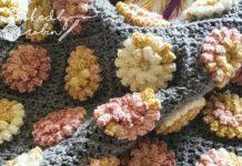 Popcorn Çiçekli Motif Nasıl Yapılır? - Örgü Bebek Battaniyesi Modelleri - bebek battaniyesi örgü yapılışı en güzel bebek battaniye modelleri ve yapılışı kolay motifli bebek battaniyesi motifli battaniye örnekleri yapılışı tığ işi bebek battaniyesi