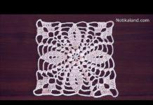 Tığ İşi Dantel Modeli Anlatımlı - Dantel Örnekleri - basit dantel motifleri dantel motifleri anlatımlı dantel motifleri yeni tığ dantel modelleri tığ işi dantel yapımı