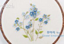 El Nakışı Çiçek Yapımı - Nakış - brezilya nakışı çiçek yapımı el nakışı çiçek desenleri el nakışı çiçek modelleri el nakışı desenleri rokoko çiçek yapımı