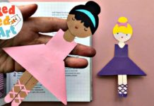 Kağıttan Kitap Ayracı Yapımı - Okul Öncesi Etkinlikleri - el yapımı kitap ayracı kağıttan kitap ayraçları yapımı kitap ayracı fikirleri kolay kağıttan kitap ayracı renkli kağıttan kitap ayracı yapımı