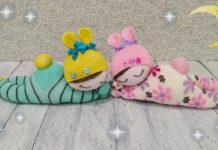 Kolay Bez Bebek Yapımı - Kendin Yap - çoraptan bebek nasıl yapılır çoraptan bebek yapılışı çoraptan bebek yapımı çoraptan bebek yapımı açıklamalı pratik bebek yapımı