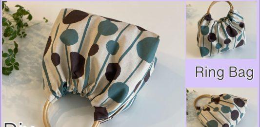 Evde Çanta Yapımı - Dikiş - el yapımı çanta evde bez çanta yapımı evde çanta dikimi kot kumaş çanta dikimi